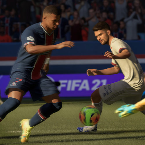 دموی FIFA 21