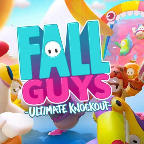 چکش بازی Fall Guys