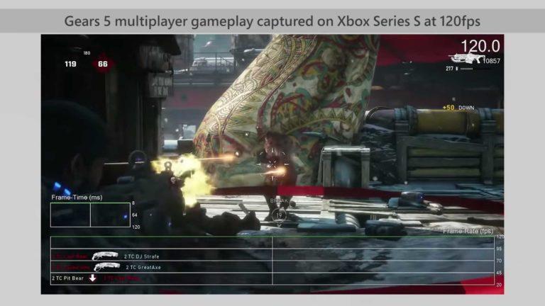 بازی Gears 5 روی ایکسباکس سری اس