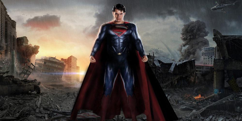 بازگشت سوپرمن هنری کویل