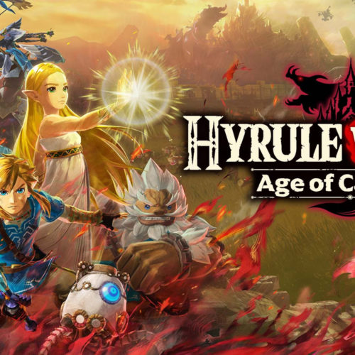بازی Hyrule Warriors: Age of Calamity