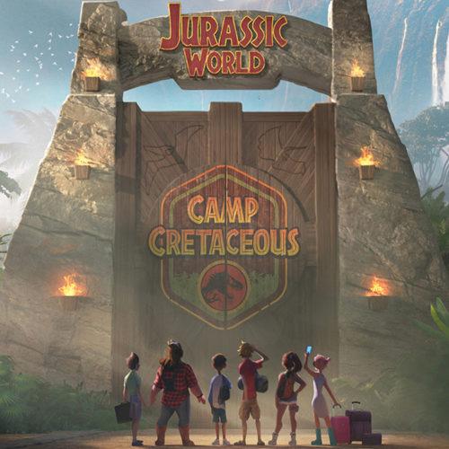 انیمیشن سریالی Jurassic World Camp Cretaceous