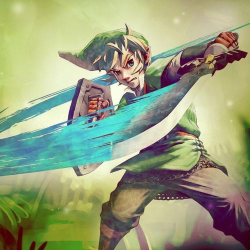 نقش اصلی اقتباس The Legend of Zelda