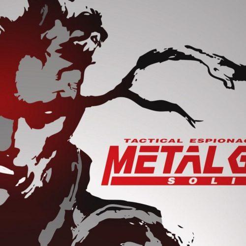 بازسازی بازی Metal Gear Solid