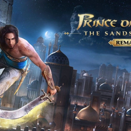 بازسازی بازی Prince of Persia: The Sands of Time