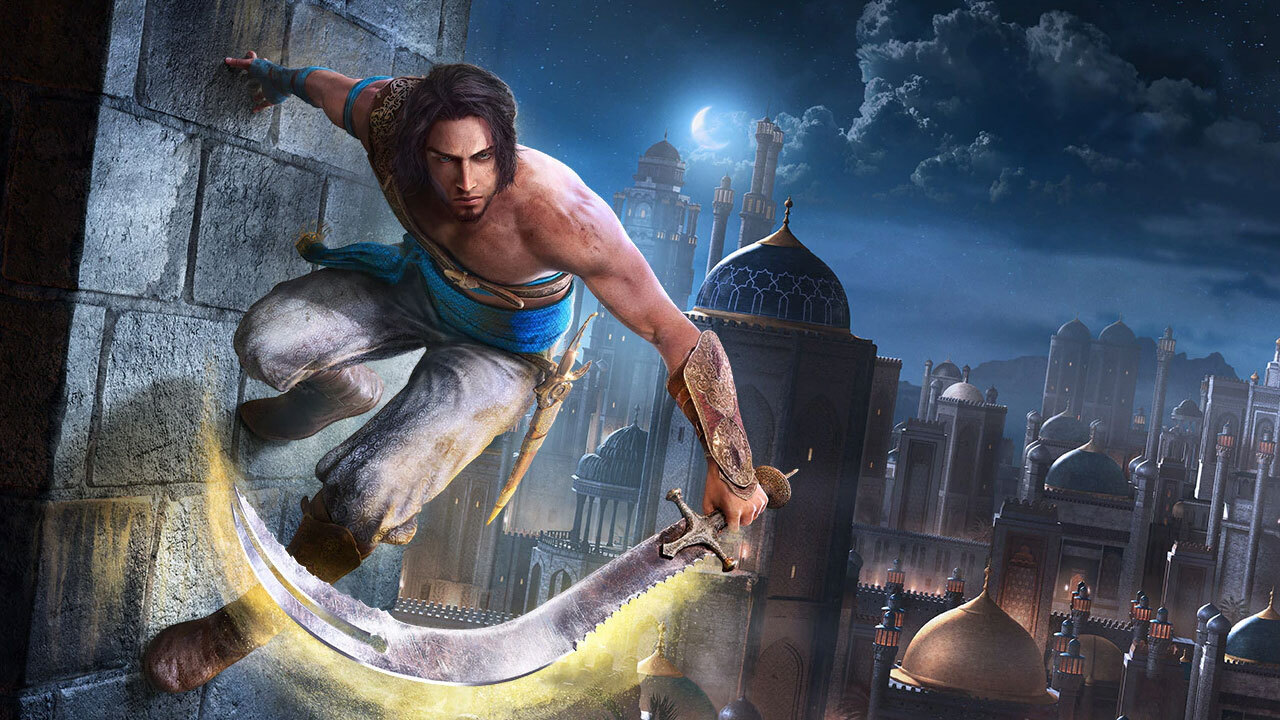 گرافیک فنی Prince of Persia: Sands of Time Remake