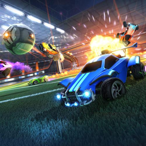 نسخهی رایگان بازی Rocket League