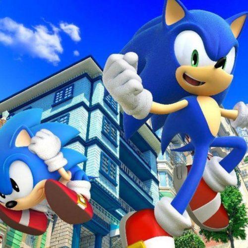 رونمایی از بازی جدید Sonic