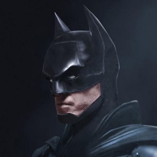 دومین پوستر رسمی The Batman