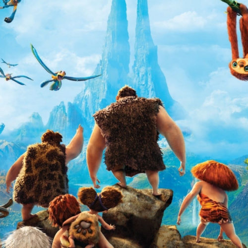 زمان اکران The Croods: A New Age