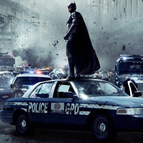 نسخهی ابتدایی The Dark Knight Rises
