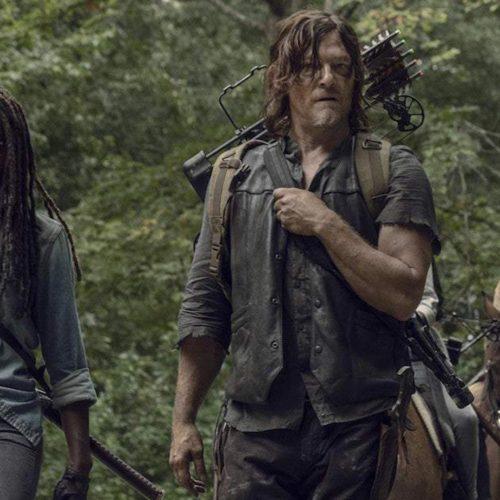 پایان The Walking Dead