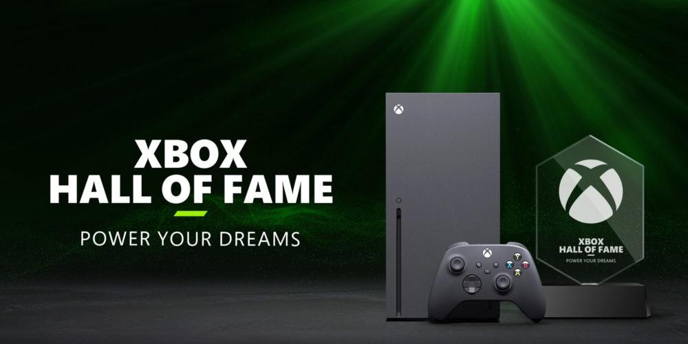 جشنوارهی Xbox Hall of Fame