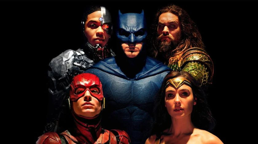 فیلم Justice League