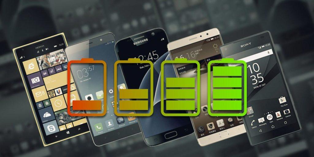 پرمصرف ترین اپلیکیشن ها باتری گوشی