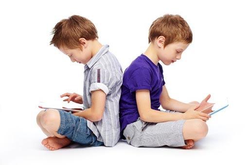 کودکان اینترنت گوشی هوشمند سامانه شاد