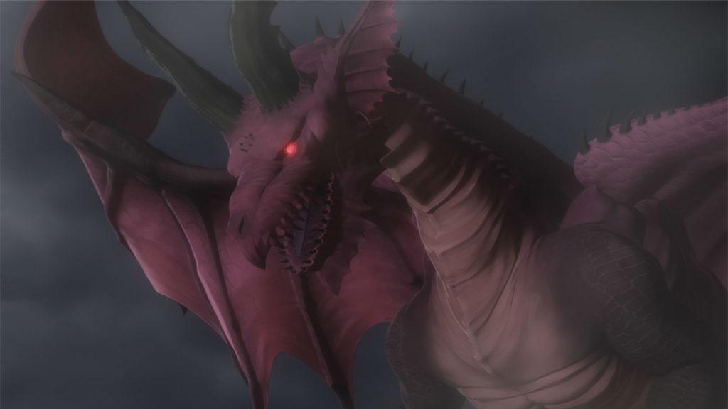 انیمهی dragon's dogma