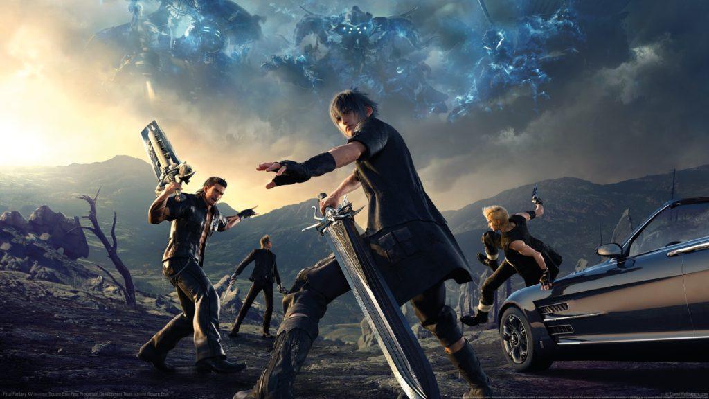 تخفیف بازی Final Fantasy XV