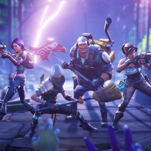بازی Fortnite: Save the World