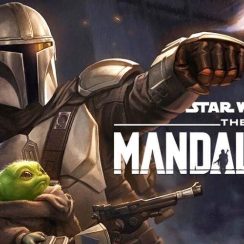 تبلیغ تلویزیونی The Mandalorian