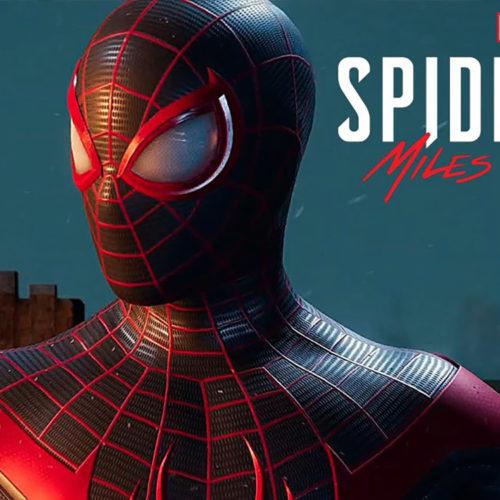 تریلر گیمپلی بازی Spider-Man: Miles Morales روی پلیاستیشن 5 منتشر شد