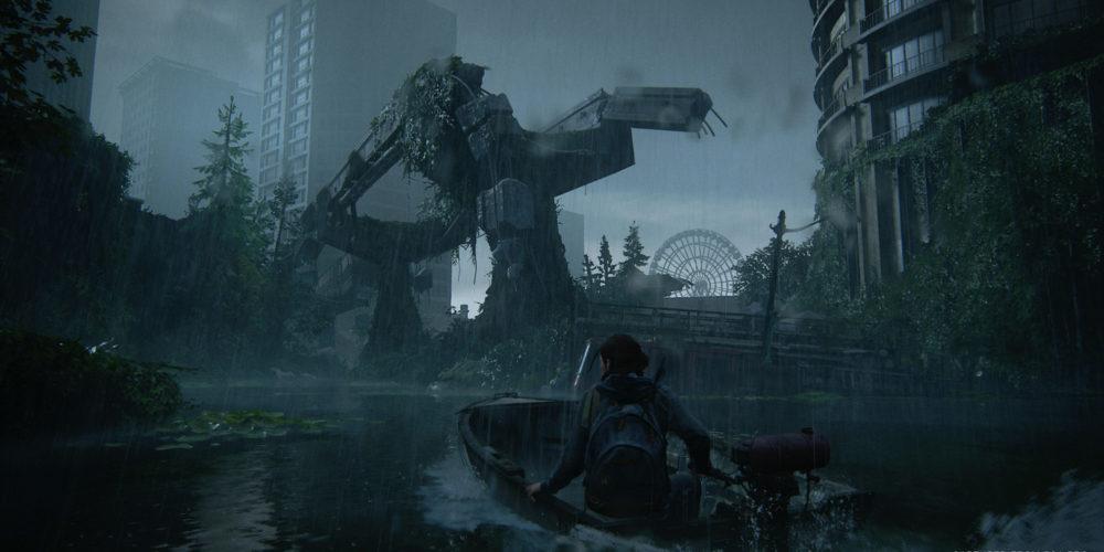بخش چندنفرهی The Last of Us Part II
