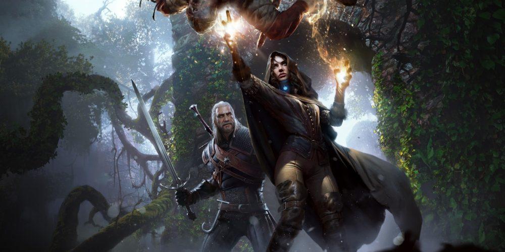 بازی The Witcher 3 کنسولهای نسل نهم
