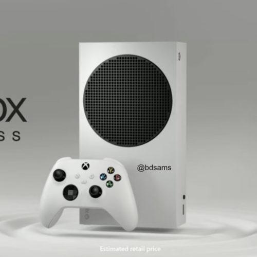 تصاویر و قیمت کنسول Xbox Series S
