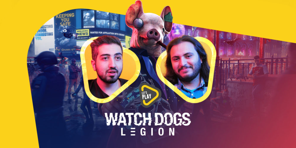 لتس پلی بازی Watch Dogs Legion