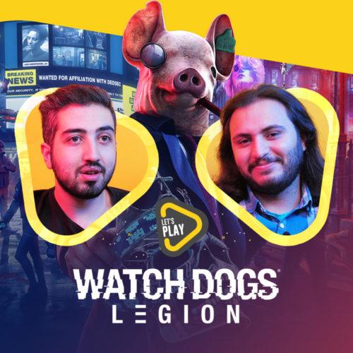 لتس پلی بازی Watch Dogs Legion