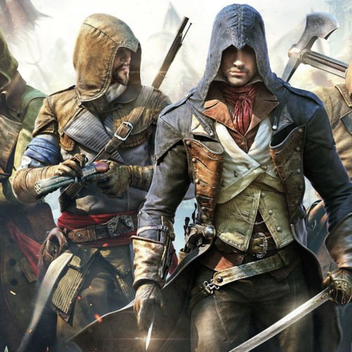 بازی Assassin's Creed Unity با ۶۰ فریم