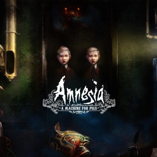 بازی ترسناک Amnesia: A Machine for Pigs