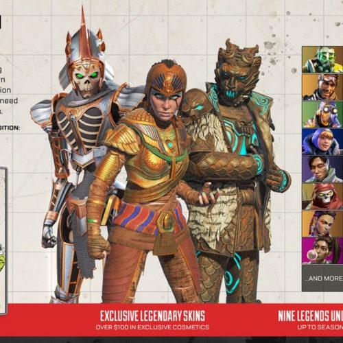 نسخهی Champions بازی Apex legends