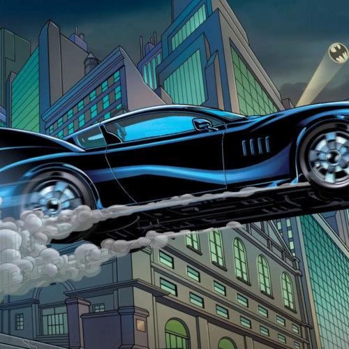 سریال انیمیشنی Batwheels