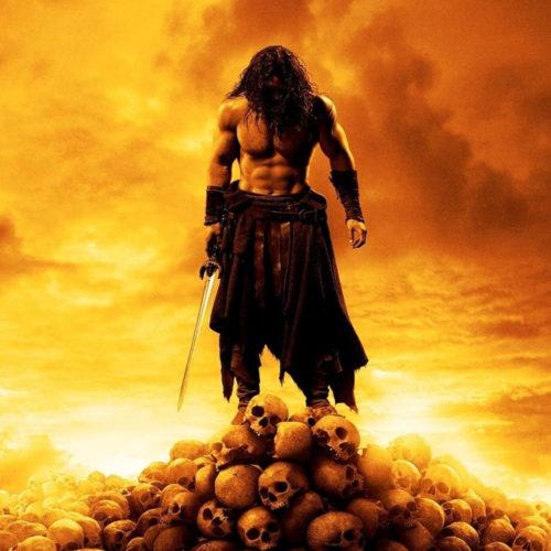 ساخت اقتباس سریالی Conan The Barbarian