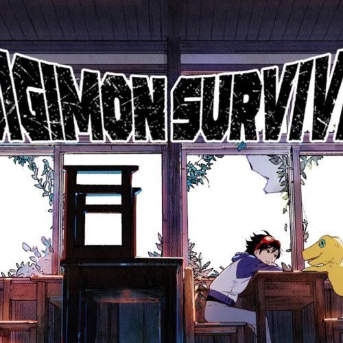 انتشار بازی Digimon Survive