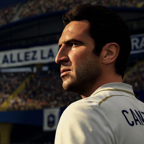 تبلیغ FIFA 21