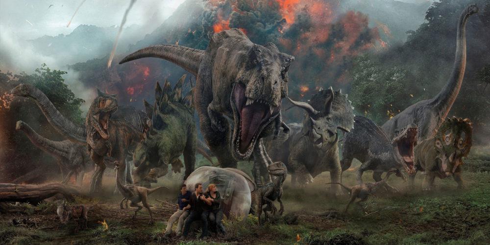 اکران فیلم Jurassic World: Dominion
