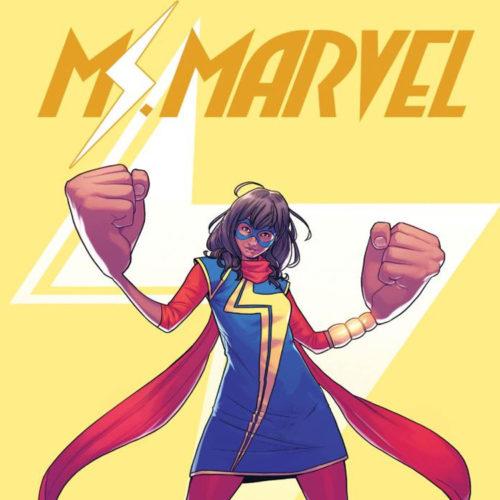 نقش اصلی سریال Ms. Marvel