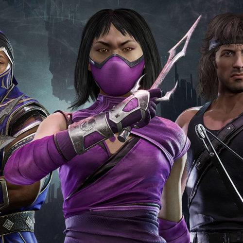 بستهی الحاقی Kombat Pack 2 بازی Mortal Kombat 11