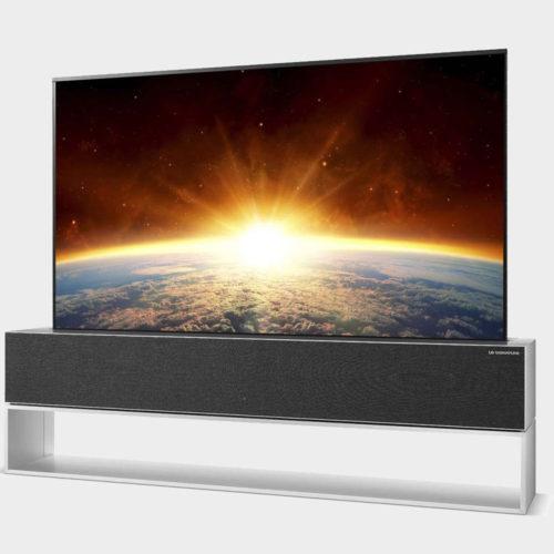 نخستین تلویزیون تاشو و اولد جهان