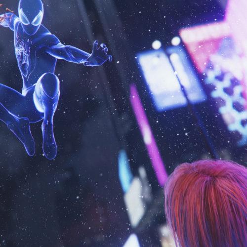 تصویر جدید Spider-Man: Miles Morales
