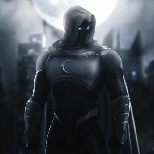نقش اصلی سریال Moon Knight