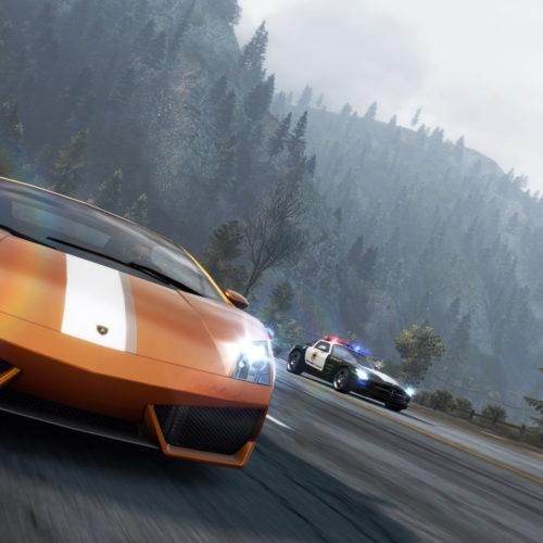 گرافیک Need for Speed: Hot Pursuit Remastered