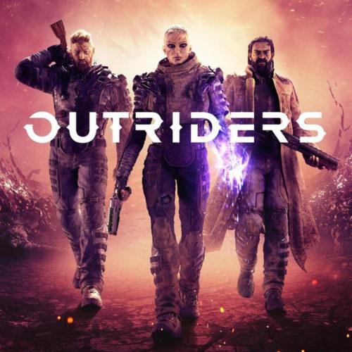 تاریخ انتشار Outriders