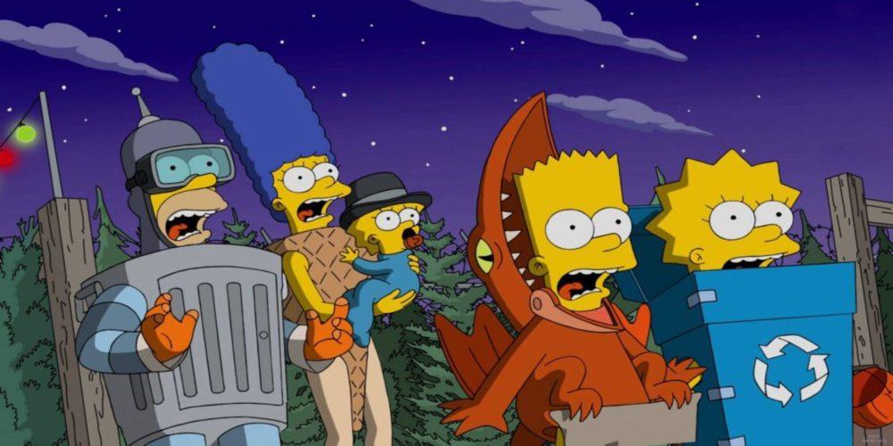 تاریخ انتشار The Simpsons: Treehouse of Horror