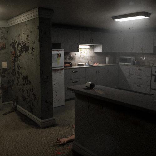 نسخهی رایانههای شخصی Silent Hill 4: The Room
