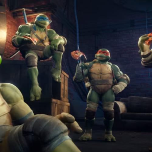 لاکپشتهای نینجا در بازی Smite