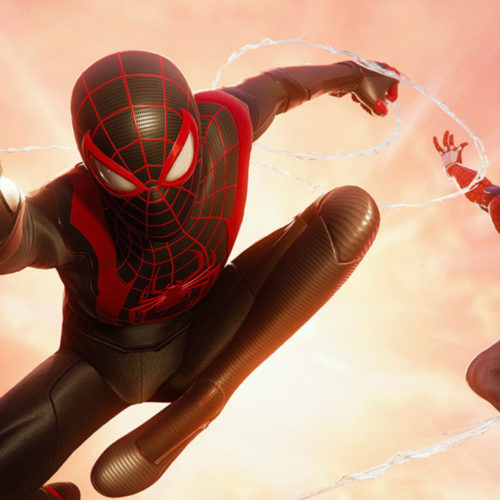 نسخههای نسل هشتمی و نهمی Spider-Man: Miles Morales