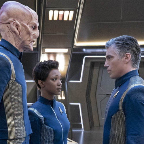 تازهترین تصاویر فصل سوم Star Trek: Discovery